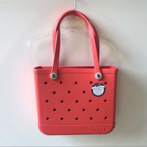 NWT BOGG Bag coral baby size
